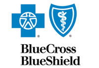 Blue Cross Blue Shield Logo - Las Colinas Vision Center